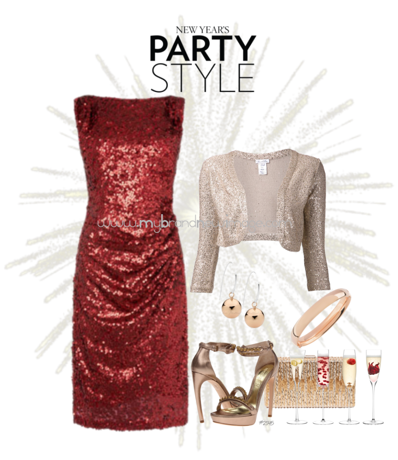 New Year Party Style -  www.mybrandnewimage.com