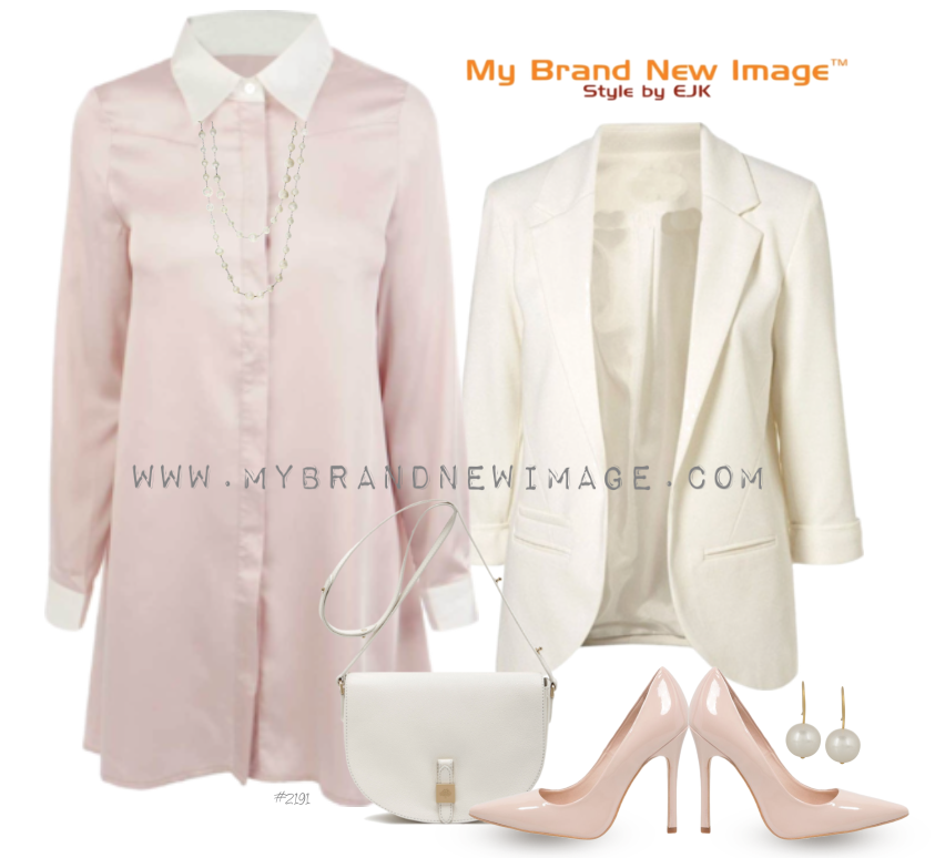 Shirt Dress -  www.mybrandnewimage.com