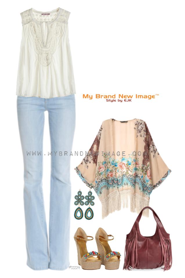 Floral Jacket - www.mybrandnewimage.com