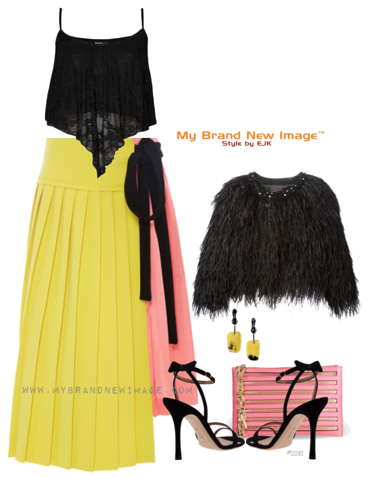 Midi Skirt -  www.mybrandnewimage.com