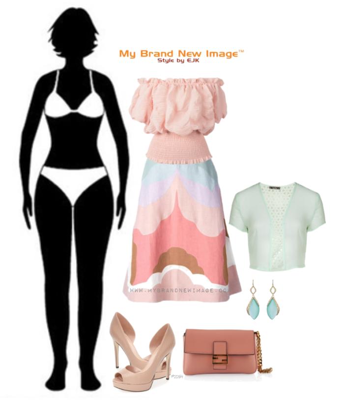 Triangle Body Type - www.mybrandnewimage.com