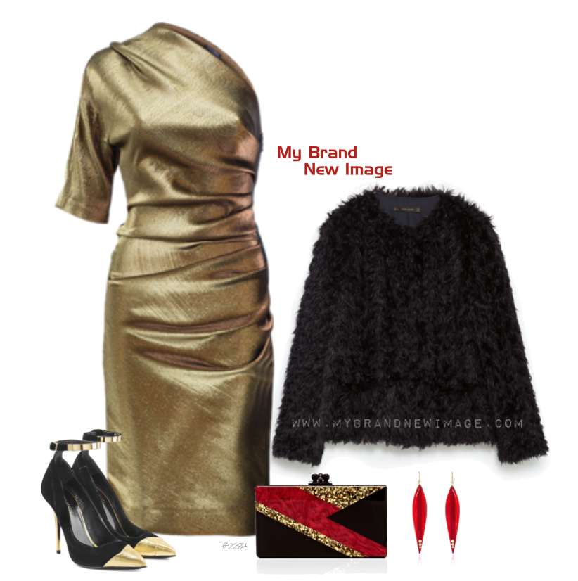 No. 2284 - What to wear to the Holiday Party