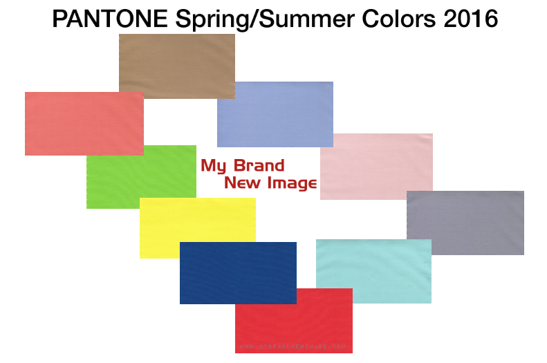 Pantone 2016 spring summer color trends hairstylegalleries com